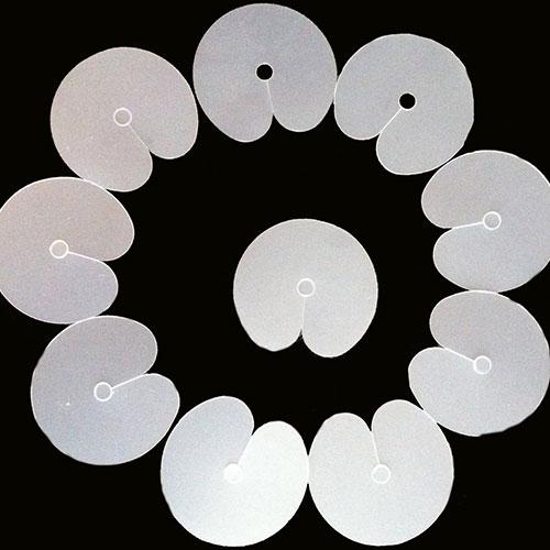 Protective Hair Disks 5 pc.