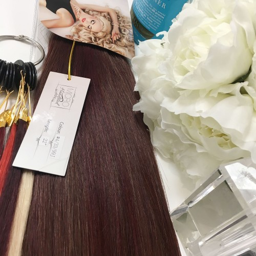 "Micro Handtied Weft 22"" #4/33/99J-OUT OF STOCK"