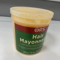 ORG Hair Mayonnaise