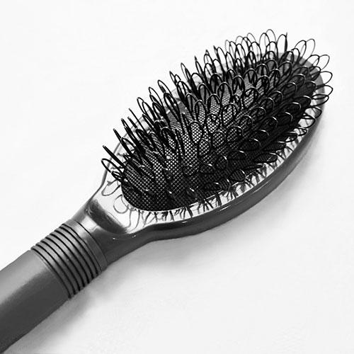 Professional Hair Extensions Loop Brush