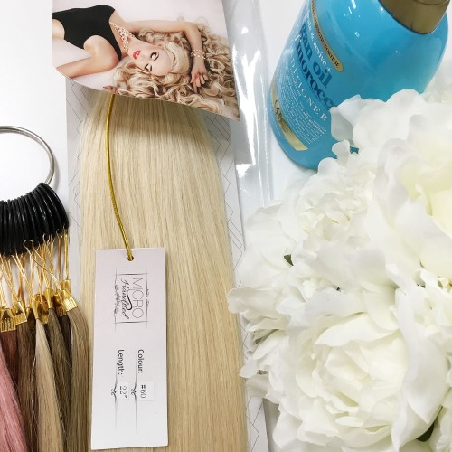 """Micro Handtied Weft 18"""" #60 - OUT OF STOCK"""