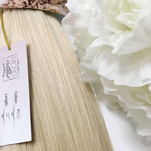 """Micro Handtied Weft 22"""" #613 -OUT OF STOCK"""